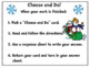 """Winter Early Finishers """"Choose and Do!"""""""