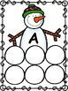 Winter Early Literacy Games