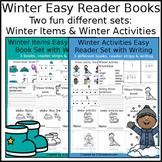 Winter Easy Reader Bundle