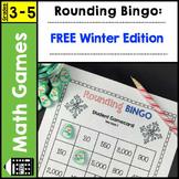 Christmas Edition: Rounding Bingo
