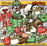 Winter Elements - Winter Clipart