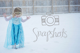 Winter Elsa Themed Images