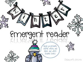 Winter Emergent Reader
