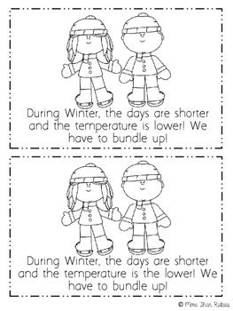 Winter Emergent Reader
