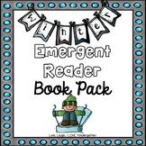 Winter Emergent Reader Book Pack