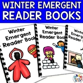 Winter Emergent Reader Books