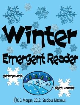 Winter – Emergent Reader. CCS Aligned