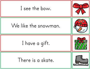 Winter Sentence Matching