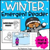 Winter Emergent Reader- FREE