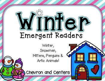 Winter Emergent Readers