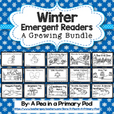 Winter Emergent Readers (A Growing Bundle)