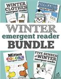 Winter Emergent Readers Bundle