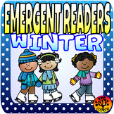 Winter Centers Winter Activities Emergent Readers Literacy