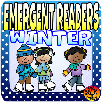 Winter Centers Winter Activities Emergent Readers Literacy