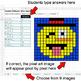 Winter Emoji - Number Patterns: Misc Operations - Google Sheets Pixel Art