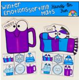 Winter Emotions Sorting Activities 2