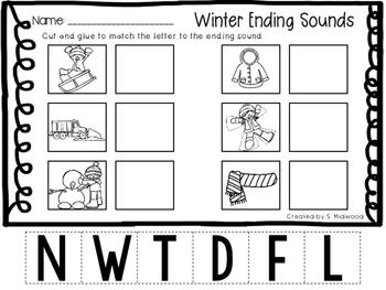 Winter Ending Sounds Center
