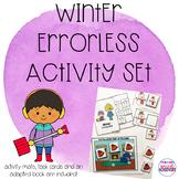 Winter Errorless Activity Set