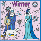 Winter Excitement: Myths, Weather Facts, Fun Outdoor and I