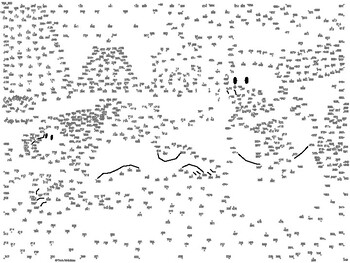 Winter Extreme Dot-to-Dot / Connect the Dots by Tim's ...