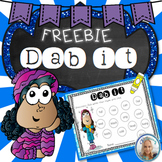 Dab the Rhyming Words - Winter {FREEBIE}