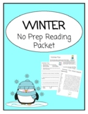 Winter FUN: Remote Learning Packet