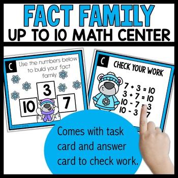 Winter Fact Family Center