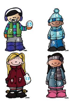 Winter Fact Families