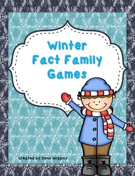 Winter Fact Family Games