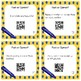Fact and Opinion Task Cards with QR Codes
