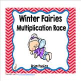 Winter Fairies Multiplication Race