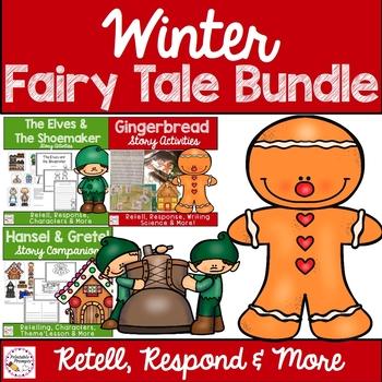 Winter Fairy Tale Bundle