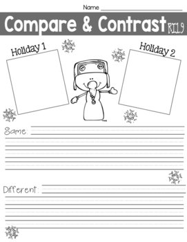 Winter Traditions (FREEBIE)