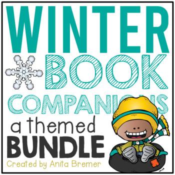 Winter Book Study Bundle