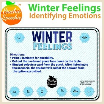 Winter Feelings: Identifying Emotions