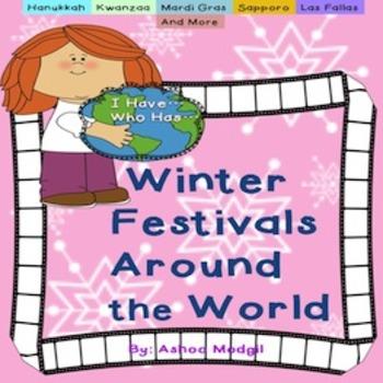 Winter Festivals Around the World Game