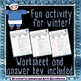 Winter Figurative Language Practice