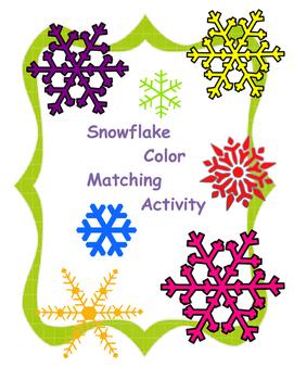 Winter File Folder Games Math Pack
