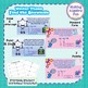Winter Find the Snowman Game Linear Equations WORD PROBLEMS 4 Types PREP FREE