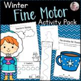 Winter Fine Motor Activities