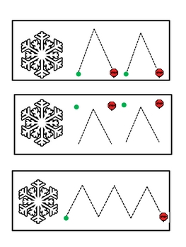 Winter Fine Motor Activity