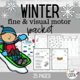 Winter Fine & Visual Motor Packet