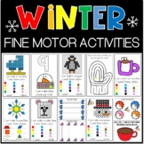 Winter Fine Motor Center Activities For Hands-On Learning