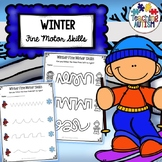 Winter Activities: Fine Motor Skill Worksheets