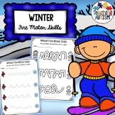 Winter Activities: Fine Motor Skill Worksheets