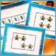 Subitizing: Winter Five Frame & Dot Card Flash!