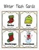 Winter Flash Cards