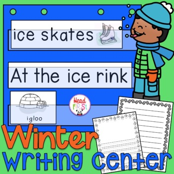 Winter Flashcards / Poster