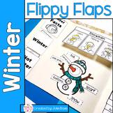 Winter Activities Interactive Notebook Lapbook