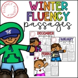 Winter Fluency Bundle (Differentiated)